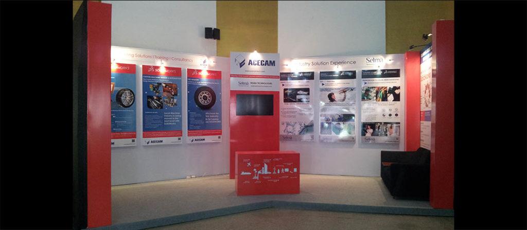 Exhibition Stall Builders In Sri Lanka : Ace cam stall u2013 3designs.lk